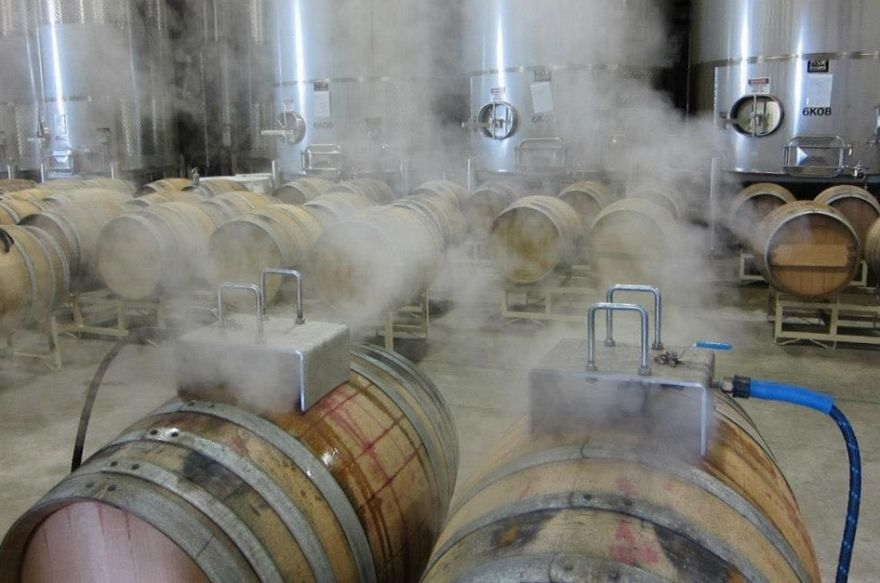 Choosing the Best Method for Sanitizing Barrels